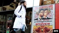 """Sony cancela estreno de navidad de """"The Interview"""""""