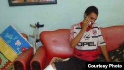 Alejandro Batista relata a martinoticias desde su casa en Holguín lo ocurrido.