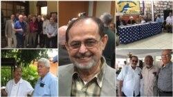 Hoy con Ismael Hernández, Agustín País, Antonio Esteban González, Yoani Beltrán, Henry Couto y Leydis Tavares