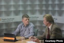 Oleksander Lacshenko entrevista al ex canciller Ogrizko