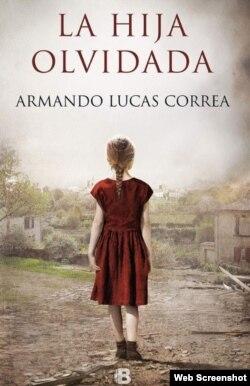 Portada del más reciente libro de Armando Lucas Correa