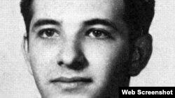 Pedro Luis Boitel, preso político cubano, oriundo de Jovellanos, Matanzas. Falleció en una huelga de hambre el 25 de mayo de 1972.