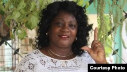 Berta Soler (Cortesía de la activista)