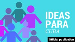 Logo concurso Ideas para Cuba.