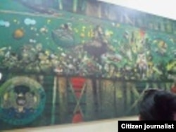 Reporta Cuba Activistas Pinar del Río exposición Foto Yelky Puig
