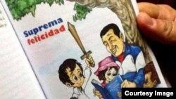 Libro de texto de Venezuela.