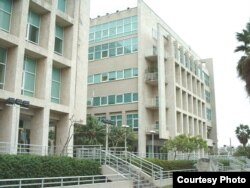 La inmobiliaria israelí Grupo B.M.(GBM) participó en la construcción del Centro de Negocios MIramar,para empresarios extranjeros, fue construido por e)