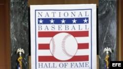 El Salón de la Fama Nacional del Béisbol, en Cooperstown, Nueva York.