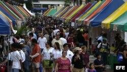 Inició la Feria Internacional del Libro de Miami