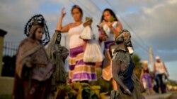 ¿Qué piden los cubanos a San Lázaro?