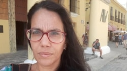 Declaraciones de la periodista Luz Escobar