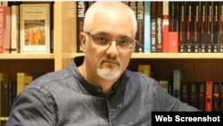 Enrique del Risco, escritor cubano residente en Nueva York.