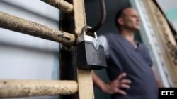Detenido opositor en Aguada de Pasajeros