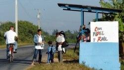 """Cubanos sobre crisis de combustible: """"Ni siquiera tenían una reserva"""""""