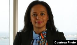 Isabel dos Santos, hija del ex presidente de Angola