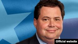 Blake Farenthold, uno de los congresistas que presentó el proyecto de ley en el Congreso de EEUU para eliminar beneficios migratorios a los cubanos.