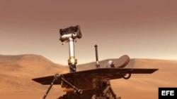 Exploración en Marte. Archivo
