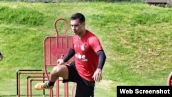 Rafa Márquez, futbolista mexicano.