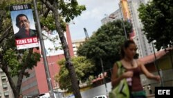 Anuncios de campaña en Venezuela