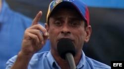 Capriles: Decisión del TSJ sobre Maduro es fraude constitucional
