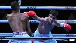 Niños entrenan a temprana edad para recuperar la gloria del boxeo cubano