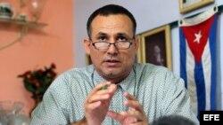 El opositor cubano José Daniel Ferrer, líder de la Unión Patriótica de Cuba. EFE. Archivo