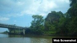 Crecida de ríos en Baracoa por lluvias que dañaron a cientos de casas.