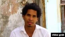 Luis Manuel Otero Alcántara, artista, activista y ex prisionero de conciencia.