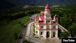 Santuario de la Caridad del Cobre, Santiago de Cuba.