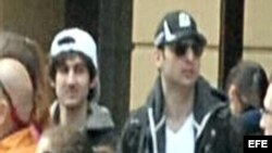 Tamerlan Tsarnaev, muerto en un encuentro con la policía tras ser buscado por los atentados del maratón de Boston, Massachusetts, Estados Unidos