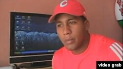 Uno de los peloteros autorizados por Cuba para jugar béisbol profesional, en México, es Alfredo Despaigne.