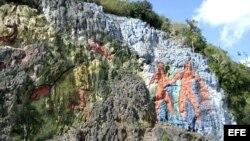 Vista del valle de Viñales, Pinar del Río, Cuba