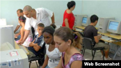 Reporta Cuba. Joven Club Cuba.