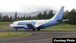 La compañía hondureña EasySky, que vuela de La Habana a Georgetown, Guyana, estuvo operando el Boeing 737-200 matrícula XA-UHZ que se precipitó a tierra en La Habana el pasado 18 de mayo.