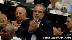 Manuel Marrero Cruz, primer ministro de Cuba (Foto: Archivo/Yamil Lage/AFP).