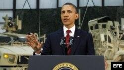 El presidente de EE.UU., Barack Obama.