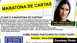 Maratón de cartas a Raúl Castro