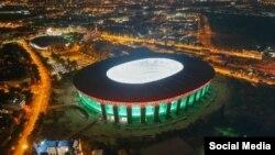 Puskas Arena en Budapest