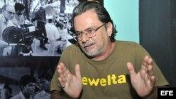 Eduardo del Llano habla sobre el cine cubano.