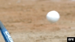 Pelota de softball.