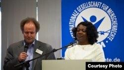 Cubanos en el Consejo de la Sociedad Internacional de Derechos Humanos