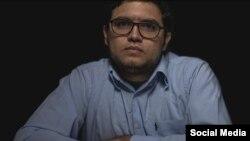 Luis Carlos Díaz. Tomado de Twitter @LuisCarlos