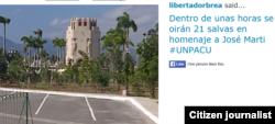 Reporta Cuba. José Martí. Foto: Ridel Brea.