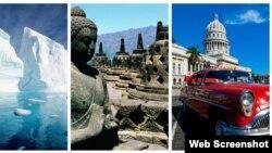 Algunos lugares para desintoxicarse del mundo digital según la web Rough Guides.