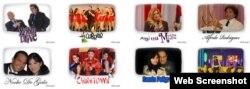 Algunos programas producidos por Marrero para Cubana de Television.