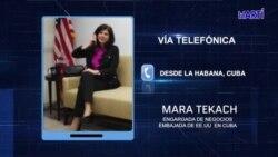 "Mara Tekach: ""Un esfuerzo sin precedentes"""