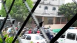 La detención de las Damas de Blanco domingo 49 #TodosMarchamos