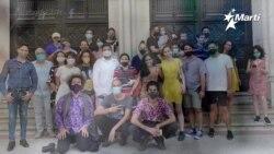 Represión: Denominador común del 2020 a la oposición interna cubana.
