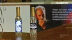 """Hugo Chávez y el """"Che"""" Guevara ya tienen su propio perfume"""