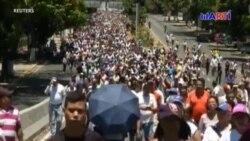 Venezuela: Guaidó seguro de su marcha, Maduro clama diálogo